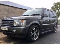 2001 Range Rover 4.0 V8 LPG