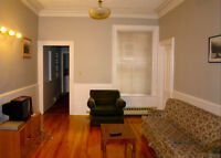 Central furnished rooms