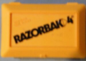 RAZOR Broad heads for Hunting & Field Points + Extra Nocks