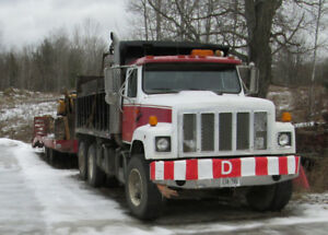 1991 Tandem Dump Truck for Sale