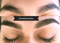 Threading by Afsha salon,Clayton park Castle Hill Halifax