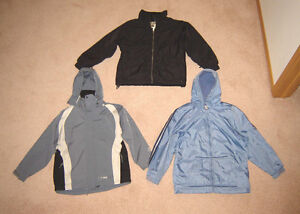 Boys Spring Jackets and Clothes - sz 10, 12, 14, M, L