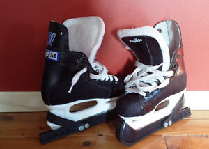 Jr Skates Size 10 with Blade Cover