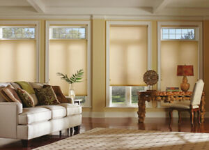 SAVE UP TO 50% OFF on Custom-made Window blinds