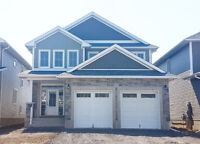 Rent Brand New 4 Bedrooms, 2.5 Bath Spacious Double Garage House