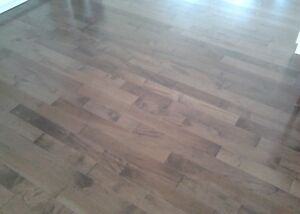 Hardwood from 1.50sqf  and laminate 1.20sqf installation Edmonton Edmonton Area image 5