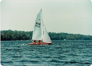 Flipper Scow by Ontario Yachts