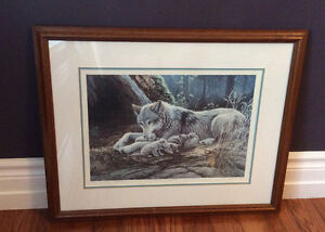Protection Print by Lissa Calvert, Limited Edition