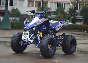 New Venom 125cc ATV with 8'' tires. 4 Stroke Quad