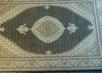 Persian Rugs (2Pieces (Pair) of 2x3m), Wool (Merinos), Silk