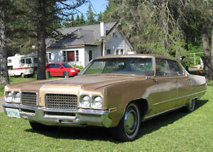"Matching Number 1970 Oldsmobile ""98"""