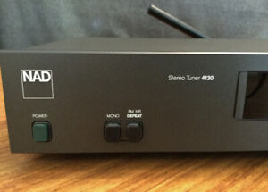 NAD Electronics 4130 AM / FM Stereo Tuner
