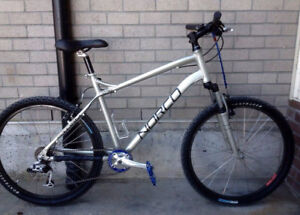 2013 Norco mountain bike with upgrades