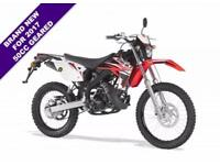 2017 17 RIEJU MRT 50 LC ENDURO BRAND NEW! RACE WHITE, BLACK
