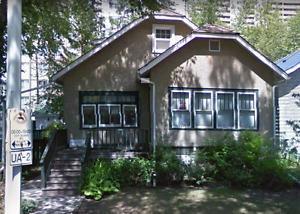 Amazing Semi Bungalow in Garneau (UofA)