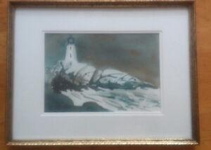 Jean Greenwood original watercolor Painting