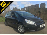 2007 Ford S-MAX 1.8TDCi ( 125ps ) 6sp** FSH 7 Seater People Carrier**