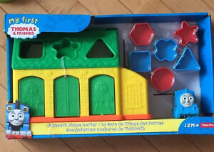 Thomas & Friends shape sorter