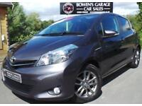 2014 14 TOYOTA YARIS 1.3 VVT-I ICON PLUS 5D - DEMO +1 LADY - 4 SERVICE STAMPS