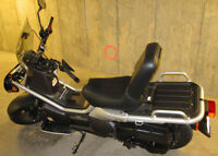 2006 HONDA BIG RUCKUS PS 250, Silver, Like New
