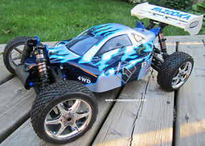 New RC Buggy/Car Brushless Electric BT9 Pro Version Bazooka Kitchener / Waterloo Kitchener Area image 3