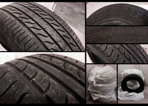 Four All Season Tires 215 60 R16