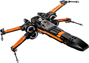 LEGO Star Wars 75102 Poes X-wing Fighter [Assembled]