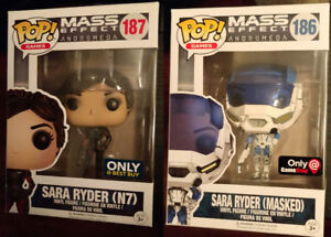 Mass Effect Funko POP Collection