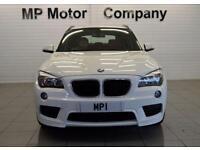 2012 62 BMW X1 2.0 XDRIVE18D M SPORT 5D 141 BHP DIESEL 6SP 4WD DIESEL 4X4