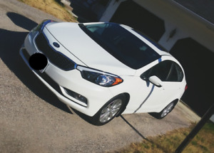 2016 KIA Forte Lx+ Sunroof with Snow Tires ON RIMS