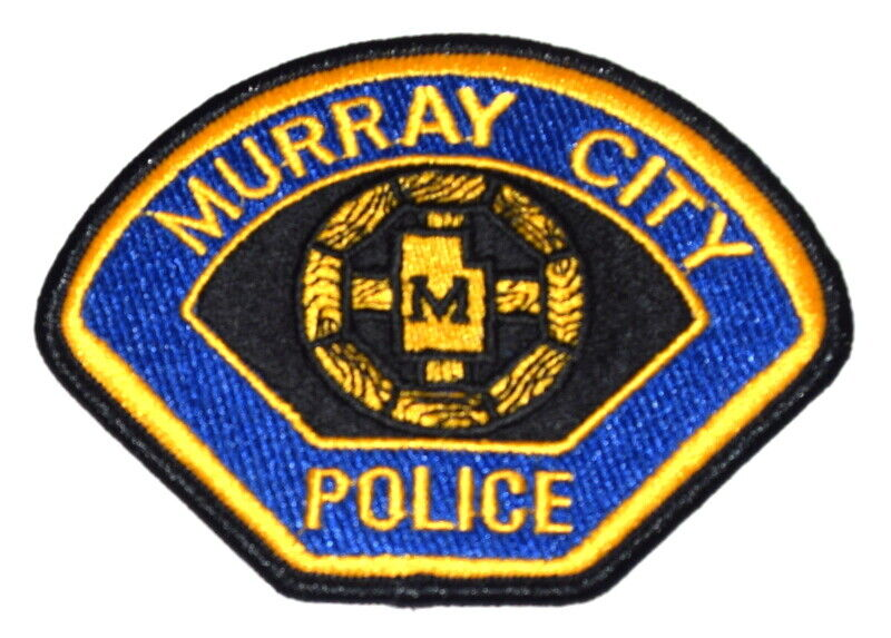 MURRAY CITY UTAH UT Sheriff Police Patch CITY SEAL LOGO ~