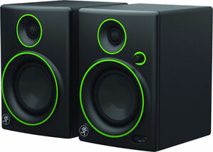 CR4 Studio Reference Monitor Speakers