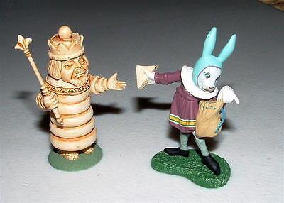 KAIYODO Alice In Wonderland WHITE KING/MESSENGER Figure SIR JOHN TENNIEL