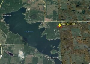 Next to Lac la Nonne! 12 Acres and NEWER HOME!