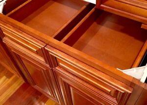 All Wood Kitchen Cabinets Set, Brand New Kitchener / Waterloo Kitchener Area image 7