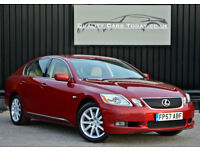Lexus GS 300 3.0 V6 SE *Mark Levinson Audio + Ivory + Reverse Cam etc*