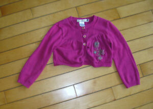 Cardigans size 5 for girls $5 each