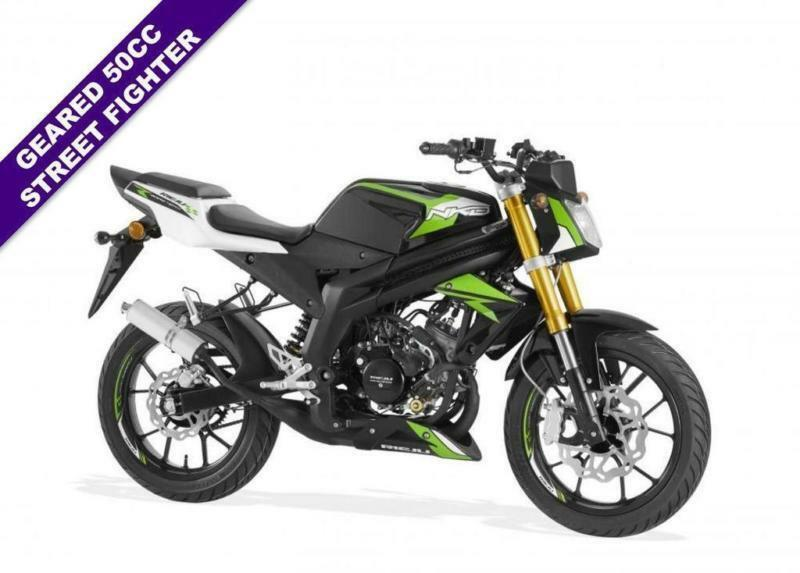2011 Rieju RS3 50: pics, specs and information
