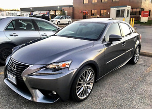 2016 Lexus IS 300 Sedan. Luxury Package
