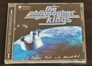 The Philosopher Kings Famous Rich and Beautiful (1997 CD) Sony M