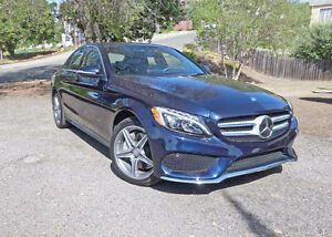 2015 Mercedes-Benz C300 Sedan - EMPLOYEE PRICE LEASE TAKEOVER