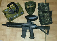 Paintball Gun Package for Sale