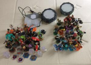 Skylanders + Disney Infinity Characters For Cheap -$75