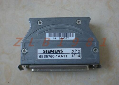 ONE USED- Siemens terminating resistor 6ES5760-1AA11