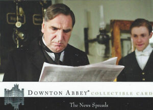 2014 - Downton Abbey Seasons 1 and 2 Card Set (126 cards )