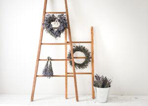 Échelles En Bois Décoratifs - Wood Decorative Ladders