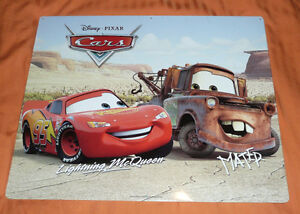 "Affiche en métal ""The Cars"""