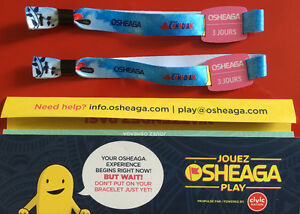2 Osheaga weekend passes: $900 for the pair, available today