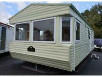 Static caravan Willerby Westmorland 28x12 2bed DG. - FREE UK DELIVERY