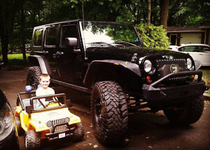2011 Jeep Wrangler Rubicon Unlimited Over 75,000$ invested